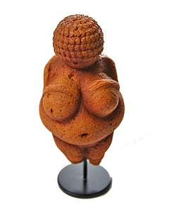 Venus of Willendorf Prehistoric Mother Goddess Statue, Assorted Sizes