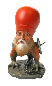 Freak with Beard Tail and Tacks Statue by Hieronymus Bosch 4H
