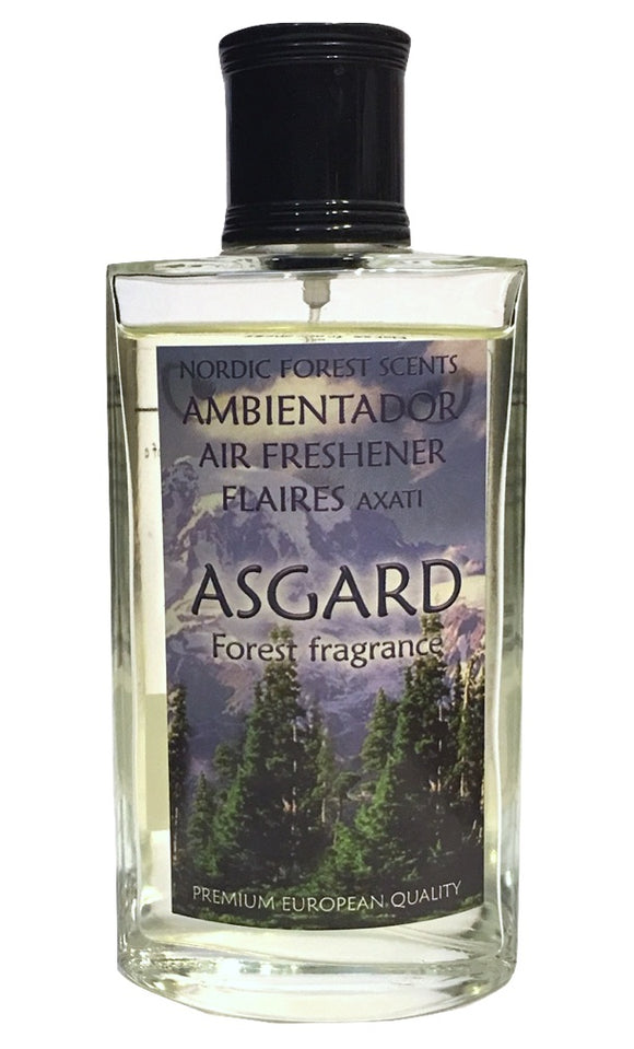 Forest Pines Fir Trees Winter Asgard Forest Room Fragrance Air Freshener by Flaires