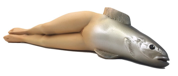 Collective Invention Female Fish Statue by Magritte 6W