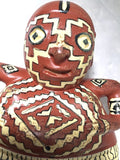 Chupicuaro Central America Earth Goddess Fertility Statue 5.5H