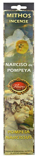 Museumize:Pompey's Narcissus Mythos Love Spells Incense - 3 PACK