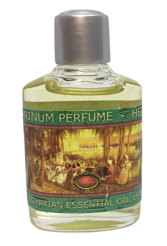 Egyptian Amun-Ra Cyprinum Sweet Cypress Cedar Essential Fragrance Oil Blend 15ml