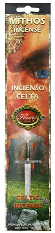Celtic Mythos Mistletoe Rue Incense Sticks - 3 PACK - Museumize