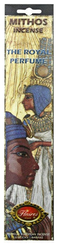 Museumize:Egyptian Royal Perfume Mythos Aphrodisiac Incense Rose  Cinnamon- F-079 - 3 PACK