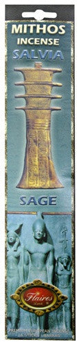 Museumize:Egyptian Salvia Sage Mythos Divination Incense Sticks 3 PACK