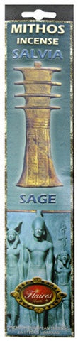 Egyptian Salvia Sage Mythos Divination Incense Sticks 3 PACK - Museumize