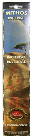 Frankincense Mythos Protection Incense - F-054 - 3 PACK - Museumize