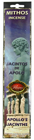 Museumize:Jacinth Flower (Hyacinth) Mythos Incense - F-058 - 3 PACK