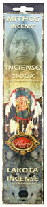 Museumize:Lakota Sioux Purification Mythos Incense Cedar  Sage. - F-021 - 3 PACK