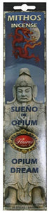 Museumize:Opium Dream Mythos Relaxation Cinnamon Sandalwood Incense Sticks 3 PACK