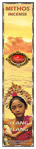 Museumize:Ylang Ylang Mythos Oriental Floral Incense - F-023 - 3 PACK