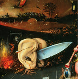 Museumize:Ears With Knife Statue by Hieronymos Bosch, Assorted Sizes