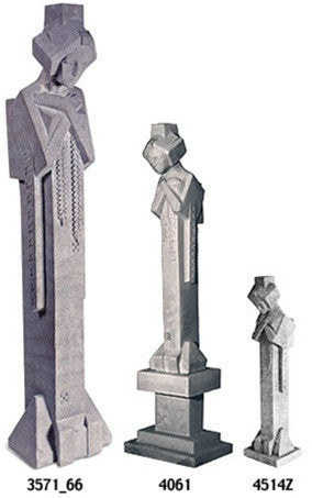 Museumize:Frank Lloyd Wright Garden Sprite Garden Sculpture, Assorted Sizes