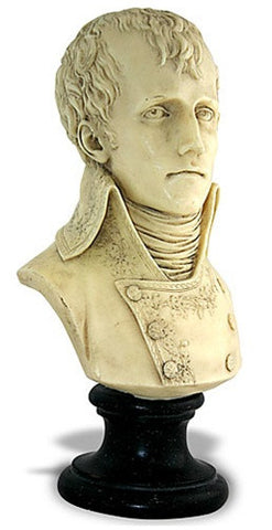 Napoleon Consul Sculpted Bust 10.8H - 6129 - Museumize
