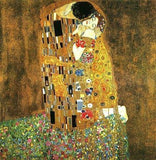 Museumize:The Kiss Lovers Kissing by Gustav Klimt Statue Adaptation Parastone, Assorted Sizes