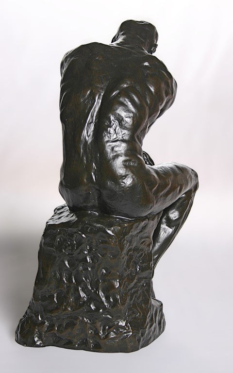 The Thinker Grande By Rodin Parastone Museum Store