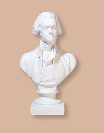 Museumize:Thomas Jefferson American President Bust by Houdon 12H