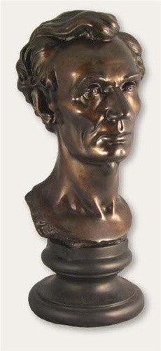 Museumize:Young Abraham Lincoln Bust by Volk, 21