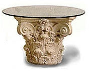 Museumize:Corinthian Cocktail Table Base 19H - TAL606A