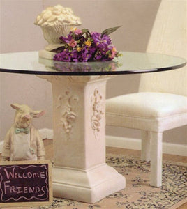 Museumize:French Country Flower Designer Table Base 30H
