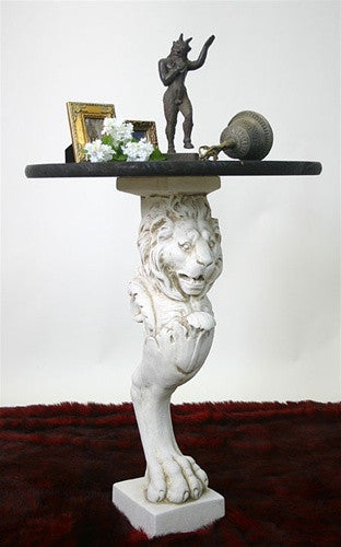 Museumize:Lion Leg Renaissance Home Decor Stand or Console Base 29H - 5011