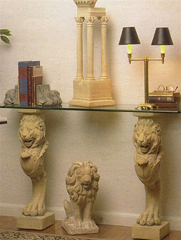 Charmant ... Museumize:Lion Leg Renaissance Home Decor Stand Or Console Base 29H    5011 ...