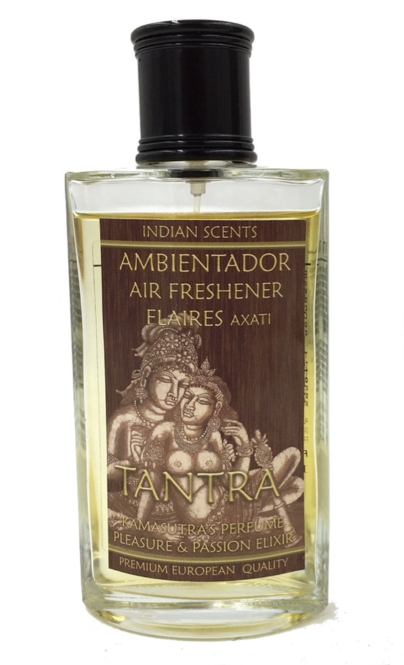 Tantra Kamasutra Air Spritz Rose Jasmine Ylang Ylang Fragrance Room Spray by Flaires