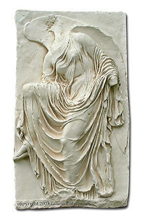 Museumize:Nike from Acropolis Greek Relief from Acropolis, Two Sizes,Large 37H