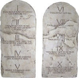 Ten Commandments Wall Hanging Relief Set 13H - 5331 - Museumize