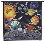 Solar System Tapestry - 6778 - Museumize