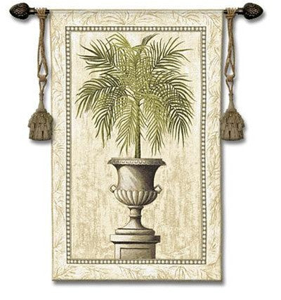 Museumize:Southern Exposure Tuscan Urn Greek Roman Classical Tapestry 53H