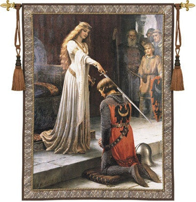Museumize:The Accolade Tapestry - 6788