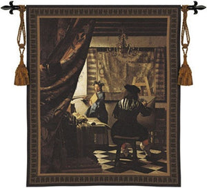 Museumize:The Artist's Studio Tapestry - 6798