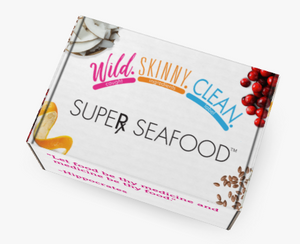 Wild.Skinny.Clean. Haddock Filets with Superfood Topping Variety Pack