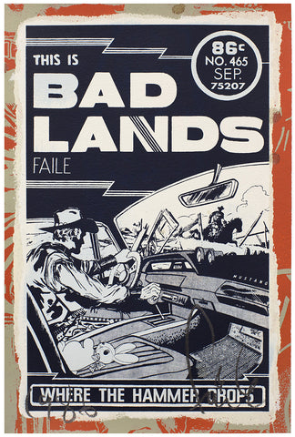 THIS IS BAD LANDS –  150 Series