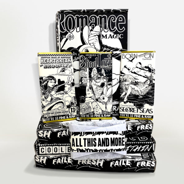 *FAILE x FINE & RAW CHOCOLATE: ROMANCE MAGIC
