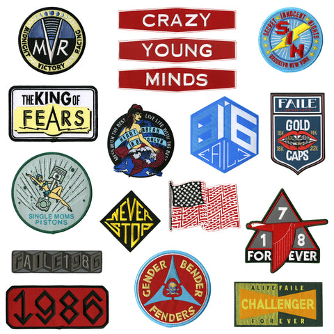 FAILE Patches - Full Set