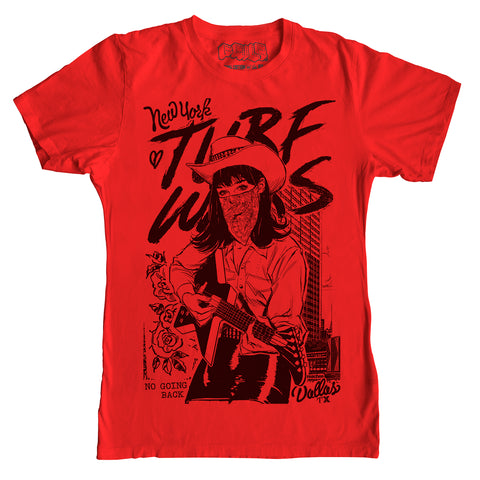 *Turf Wars Red T-Shirt