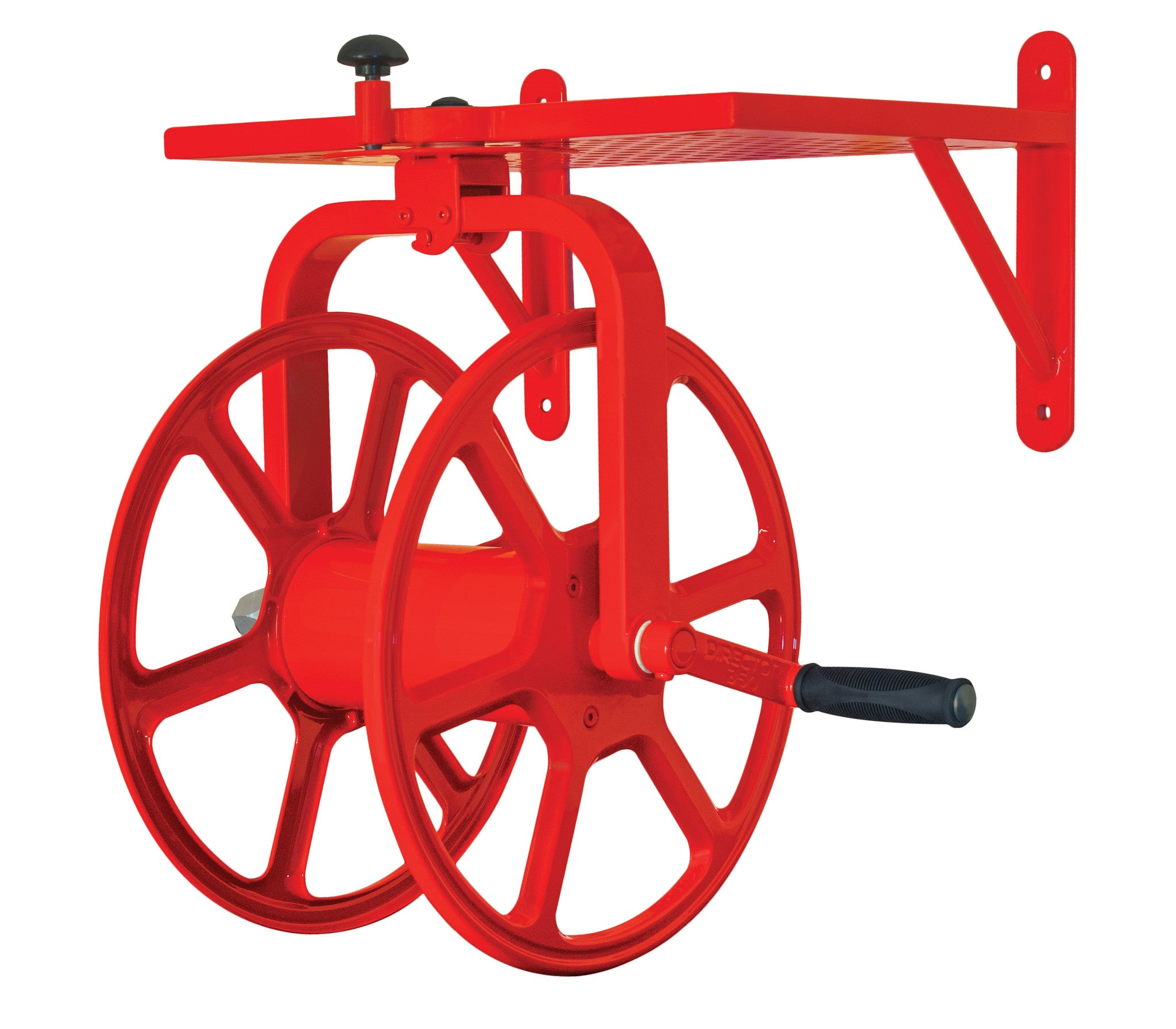 Liberty Revolution 200 ft Rotating Garden Hose Reel Free Shipping