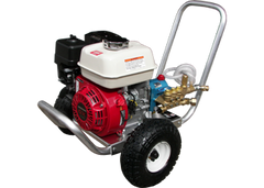 Pro Power Gas Pressure Washer 2.5GPM 2700PSI 5hp