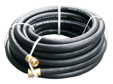 50 ft Industrial Grade Flextral Garden Hose Free Shipping Apex