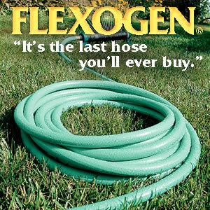 ... Gilmour Flexogen Green Garden Hose 50 Ft Length ...
