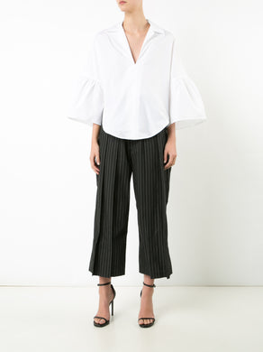 Pleat Pants