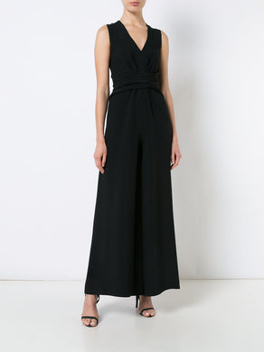 Jumpsuit with Front Tie