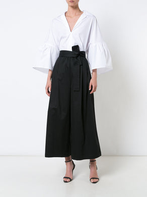 Classic Sateen Karate Pants