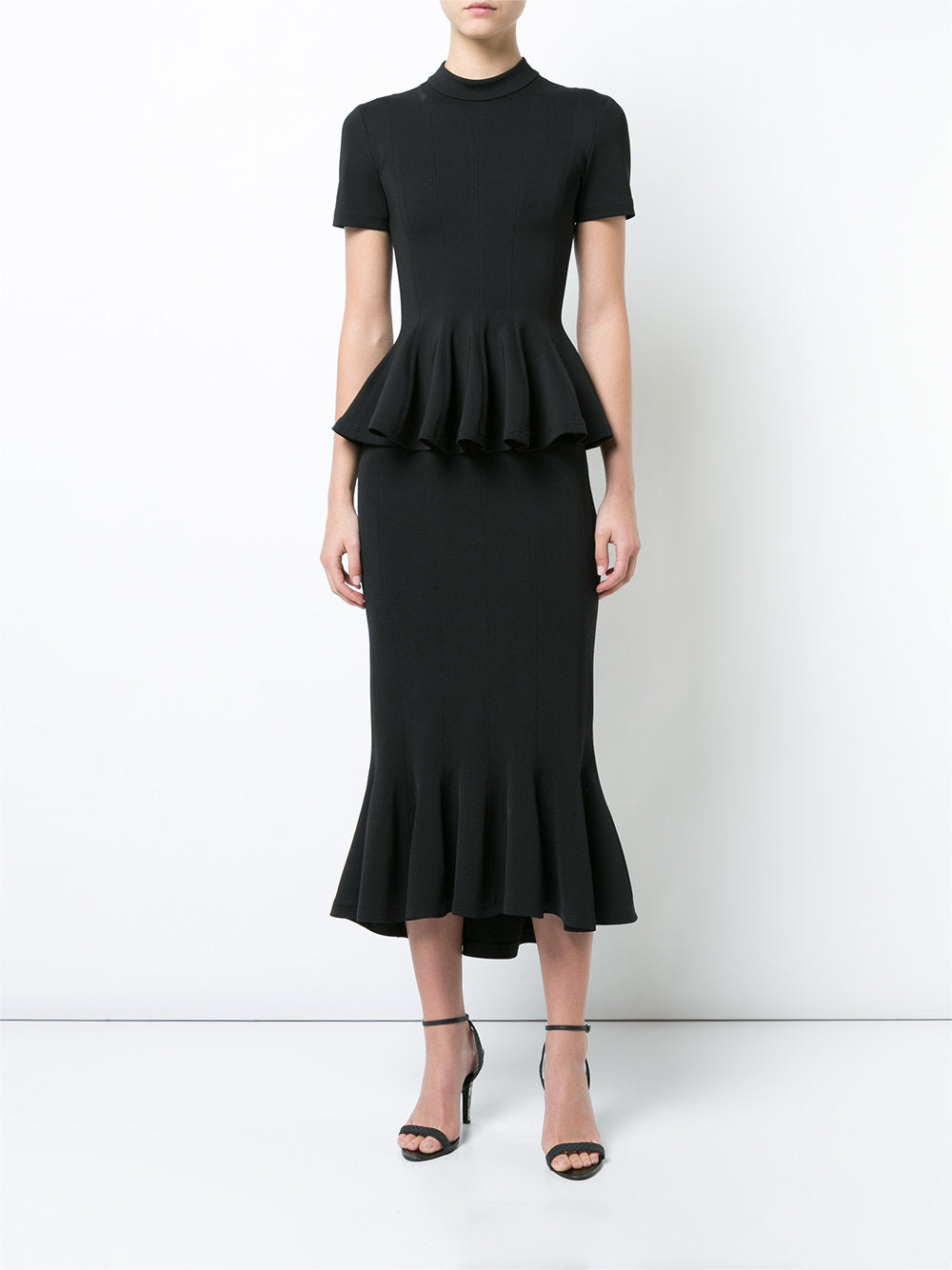0d342848154 Flare Ponte Skirt – tomenyc