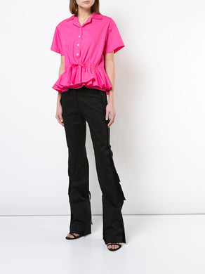 Cabana Shirt Cotton Pink