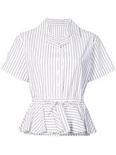 Cabana Shirt Cotton Stripe