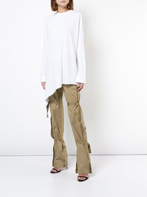 Deconstructed Cargo Pant